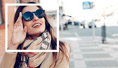 Entenda a importância do uso do óculos de sol no inverno