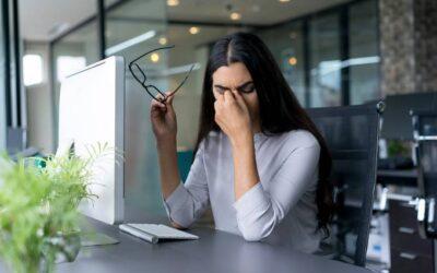 10 exercícios para aliviar o cansaço dos seus olhos!